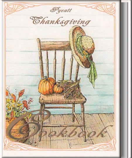 Pyeatt Family Thanksgiving Cookbook